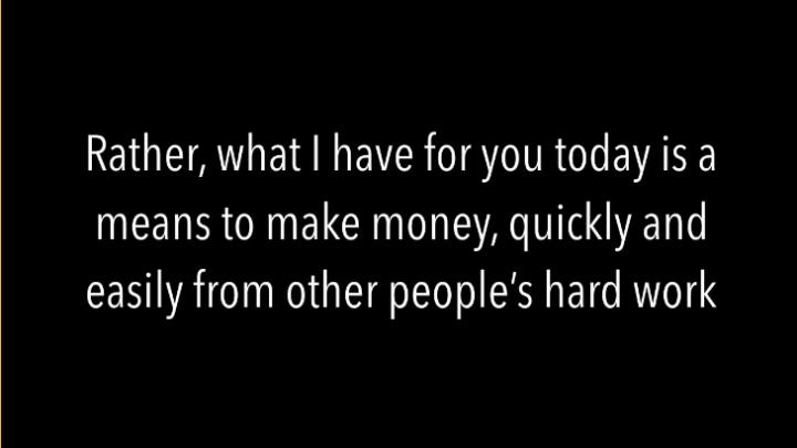 Affiliate Cash Club Quote
