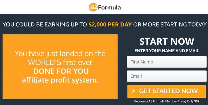 Is Az Formula A Scam?