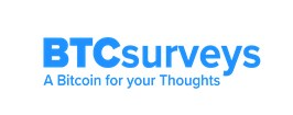 BTCsurveys Logo