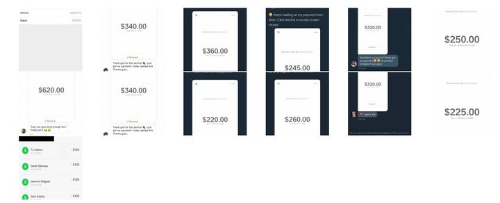 Click4Kash Fake Income