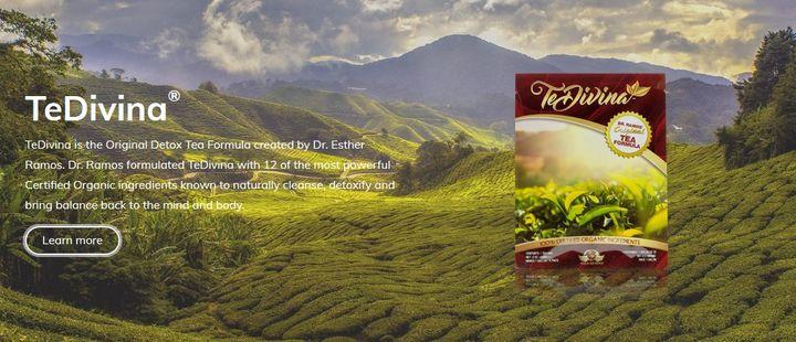 TeDivina Herbal Tea