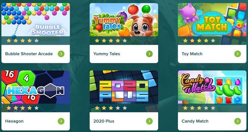 Bananatic Browser Minigames