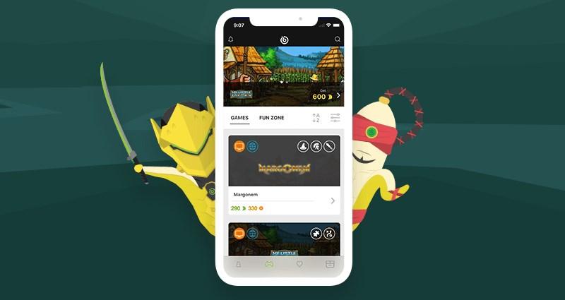 Bananatic Mobile Phone App - BananApp