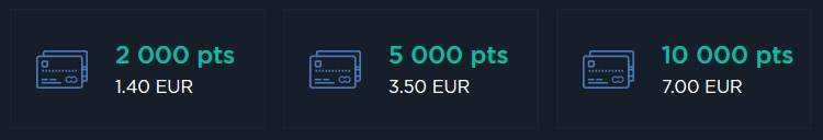 gamekit point prices