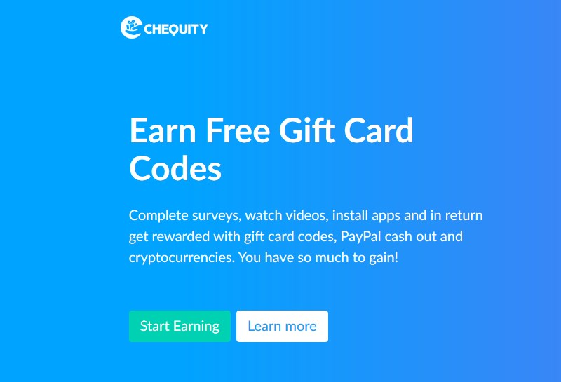 Chequity Review - Legit or scam?